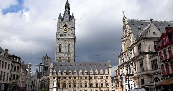 Weekendje weg Gent 16-17 april 2016