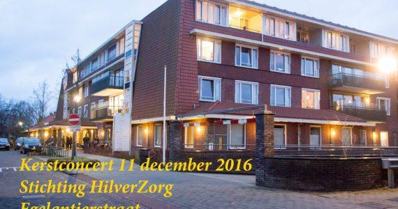 Kerstconcert  H'sum, Egelantier 11-12-2016