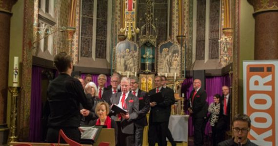 Kerstconcert K'hoef, H. Antonius 17-12-16