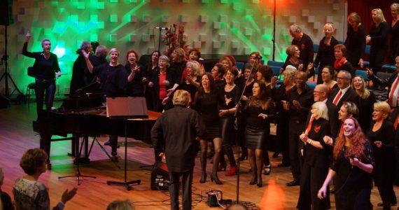 Kerstconcert 15-12-2017 deel 2