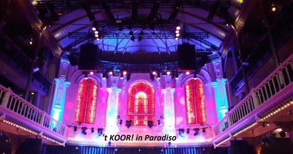 Paradiso 19 januari 2019