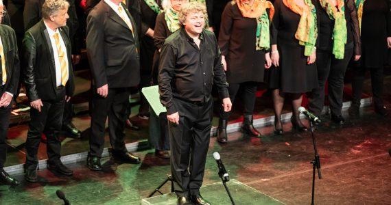 't KOOR! samen met Vladimir 40 jaar in Concert!