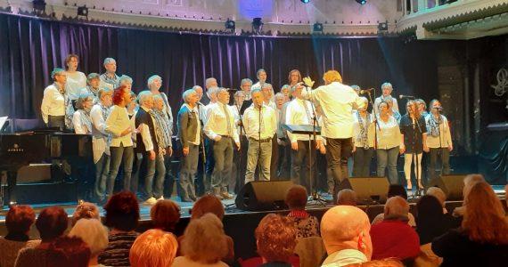 Optreden Paradiso A'dam jan. 2020